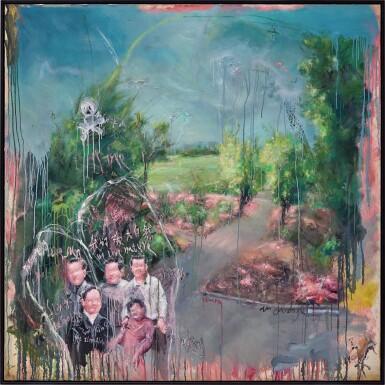 View 2. Thumbnail of Lot 1111. Liu Wei 劉煒 | We Love Nature 我們愛大自然.