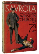 Winston S. Churchill | Savrola. London: Hodder & Stoughton, 1915