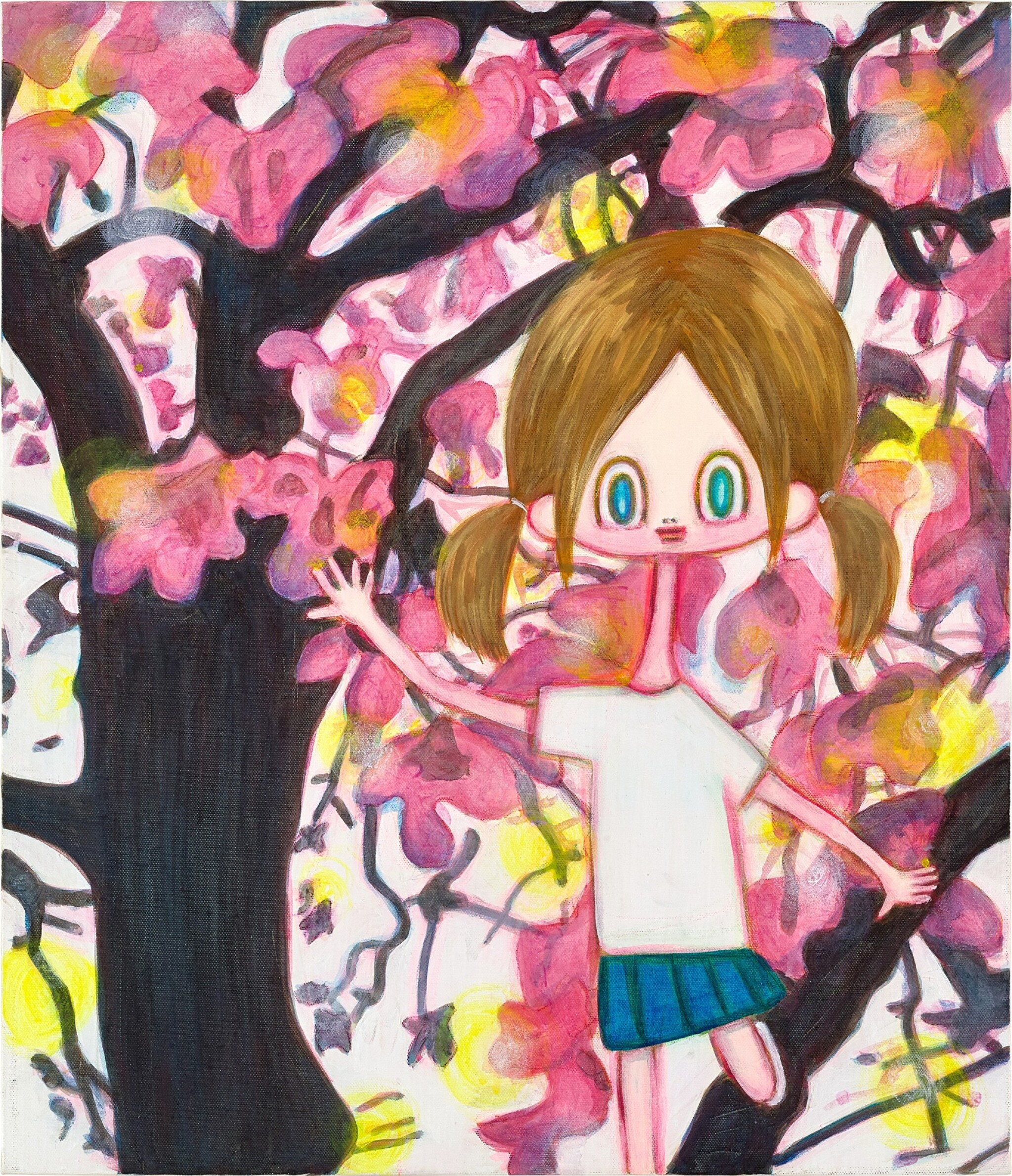 View full screen - View 1 of Lot 18. Sakura Siteseeing | 賞櫻.