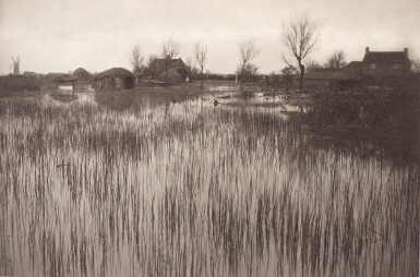 View 12. Thumbnail of Lot 33. England—Peter Henry Emerson and T.F. Goodall | Life and Landscape on the Norfolk Broads. London, 1886.