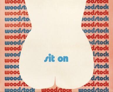 Woodstock (1970) poster, US