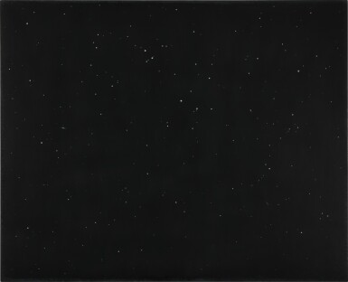 VIJA CELMINS | NIGHT SKY #7