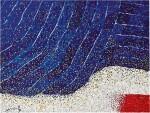 Hsiao Chin 蕭勤 | Blue Introspection 藍色之省思