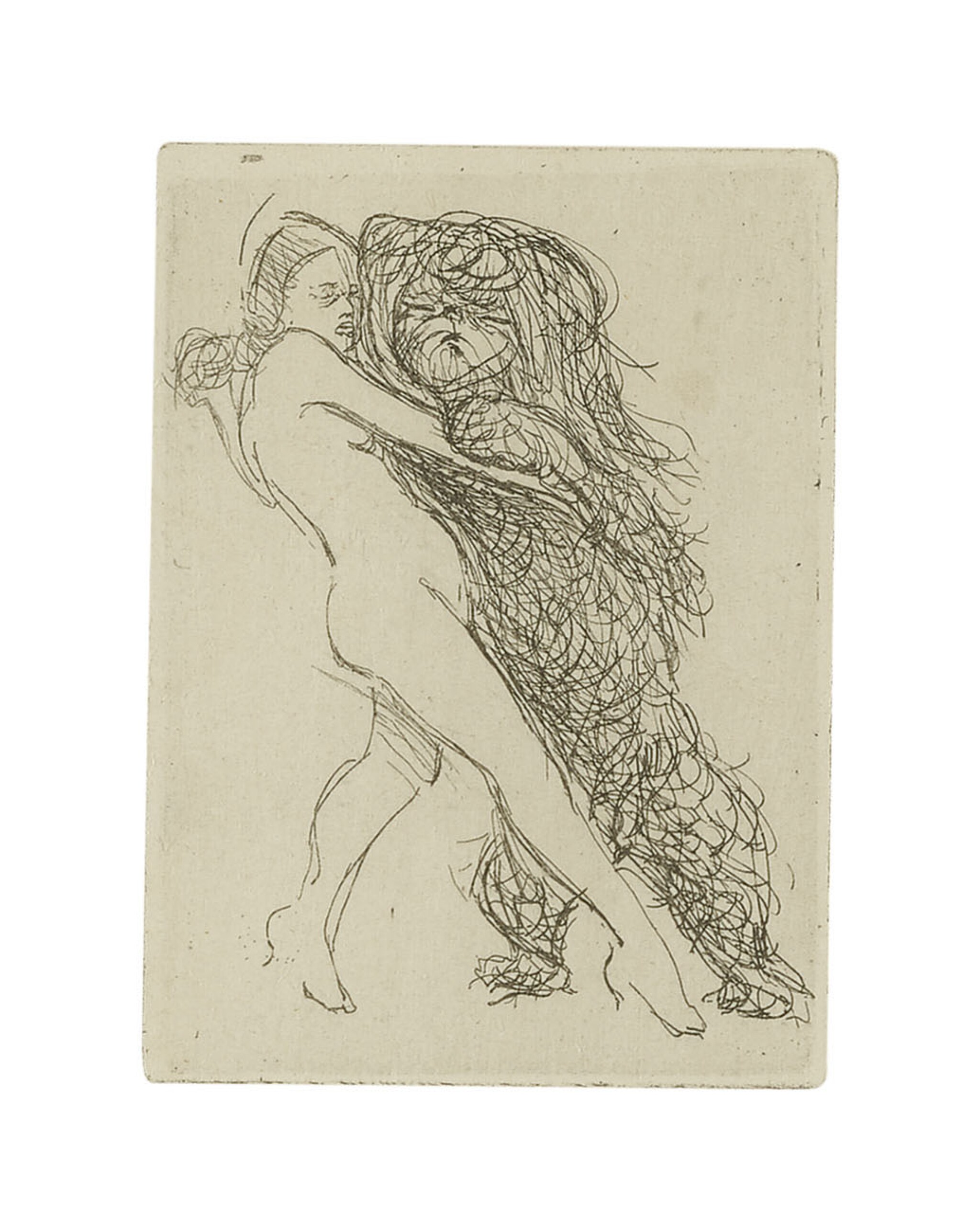 View full screen - View 1 of Lot 29. DOROTHEA TANNING | TANGO.