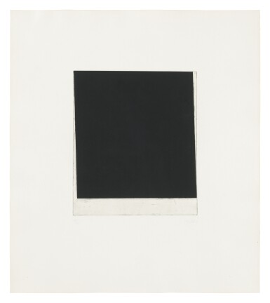ELLSWORTH KELLY | WALL (AXSOM 177)
