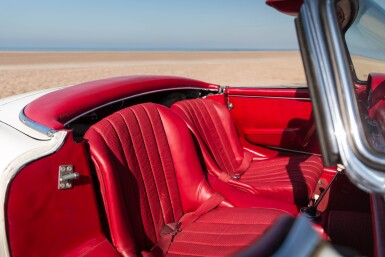 View 27. Thumbnail of Lot 65. 1960 Mercedes-Benz 300SL Roadster.