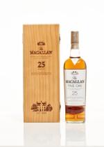 The Macallan Fine Oak 25 Year Old 43.0 abv NV (1 BT70cl)