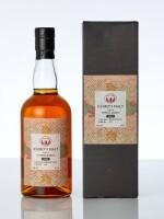 羽生 Ichiro's Malt Hanyu Bourbon Barrel #923 57.0 abv 2000 (1 BT70)