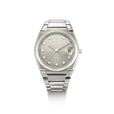 """View 1. Thumbnail of Lot 2120. ROLEX 