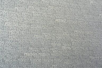 View 6. Thumbnail of Lot 9. OPALKA 1965/1 - ∞ Détail 185086 – 218302.