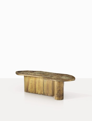 View 3. Thumbnail of Lot 3. Table basse        .