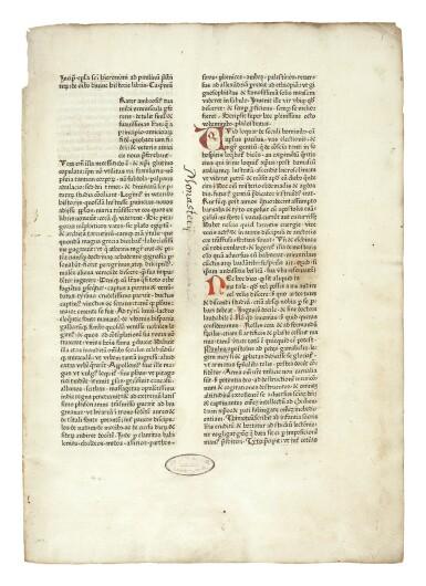 View 1. Thumbnail of Lot 118. BIBLE IN LATIN | Bible, Latin. Nuremberg: Anton Koberger, 16 November 1475.