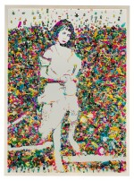 VIK MUNIZ | PORTRAIT OF ALICE LIDDELL, AFTER LEWIS CARROLL (FROM REBUS)