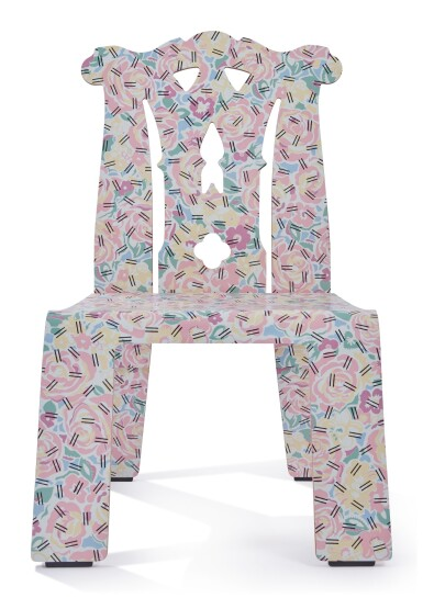 "ROBERT VENTURI AND DENISE SCOTT BROWN | ""CHIPPENDALE"" CHAIR"
