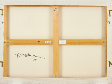 View 4. Thumbnail of Lot 1117. Roy Lichtenstein 羅伊・李奇登斯坦 | Reflections: Mystical Painting 反射系列:神秘的繪畫.