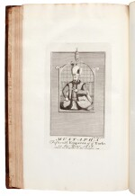 Cantemir. The history of the growth and decay of the Othman Empire. 1734, folio, contemporary calf
