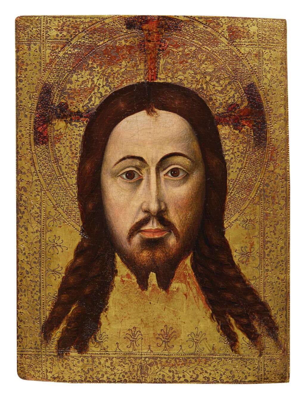 JOAN REIXACH   HEAD OF CHRIST