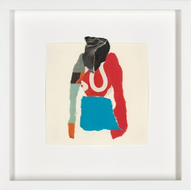 View 31. Thumbnail of Lot 801. DEBORAH ROBERTS | THE HISTORY OF EVERYTHING, PART THREE.