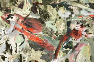 View 4. Thumbnail of Lot 515. Cecily Brown 塞西麗・布朗   The Fox and Geese 狐狸和鵝.