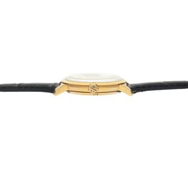 View 5. Thumbnail of Lot 86. Ref. 3440 Yellow gold wristwatch Made in 1961   百達翡麗 3440型號黃金腕錶,1961年製.