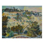 MICHAEL KOVNER | VIEW OF JERUSALEM