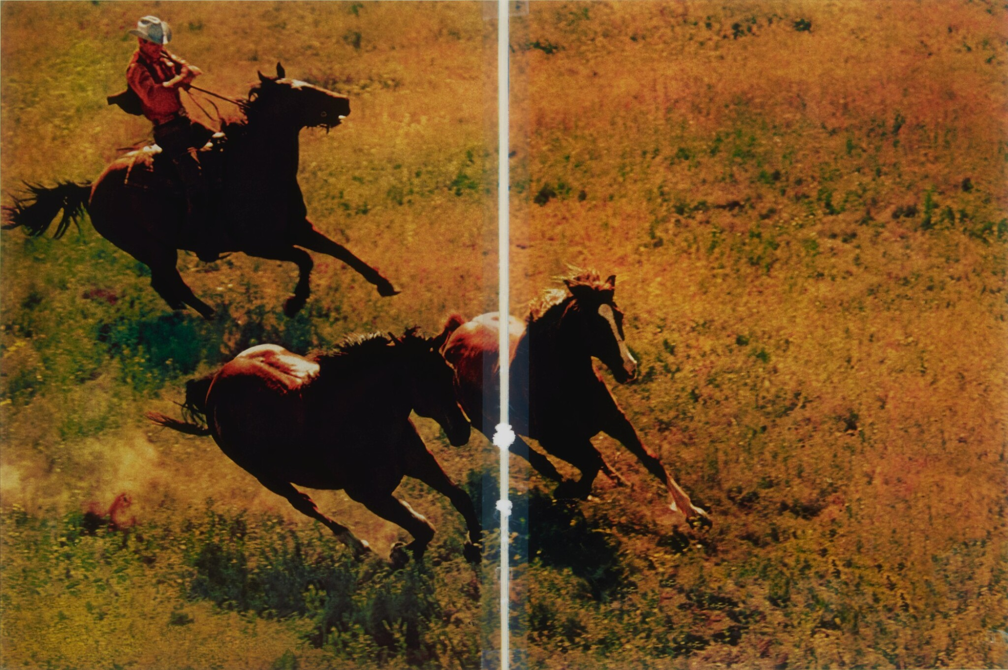 View full screen - View 1 of Lot 125. RICHARD PRINCE | UNTITLED (COWBOY).
