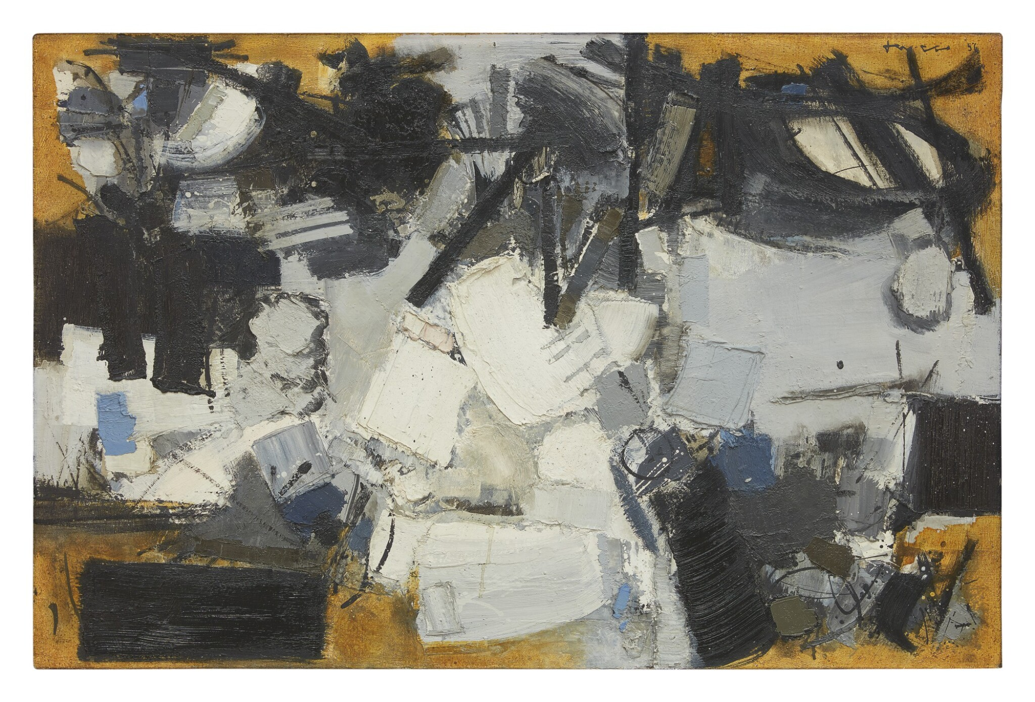 View full screen - View 1 of Lot 488. JOHN LEVEE     UNTITLED.