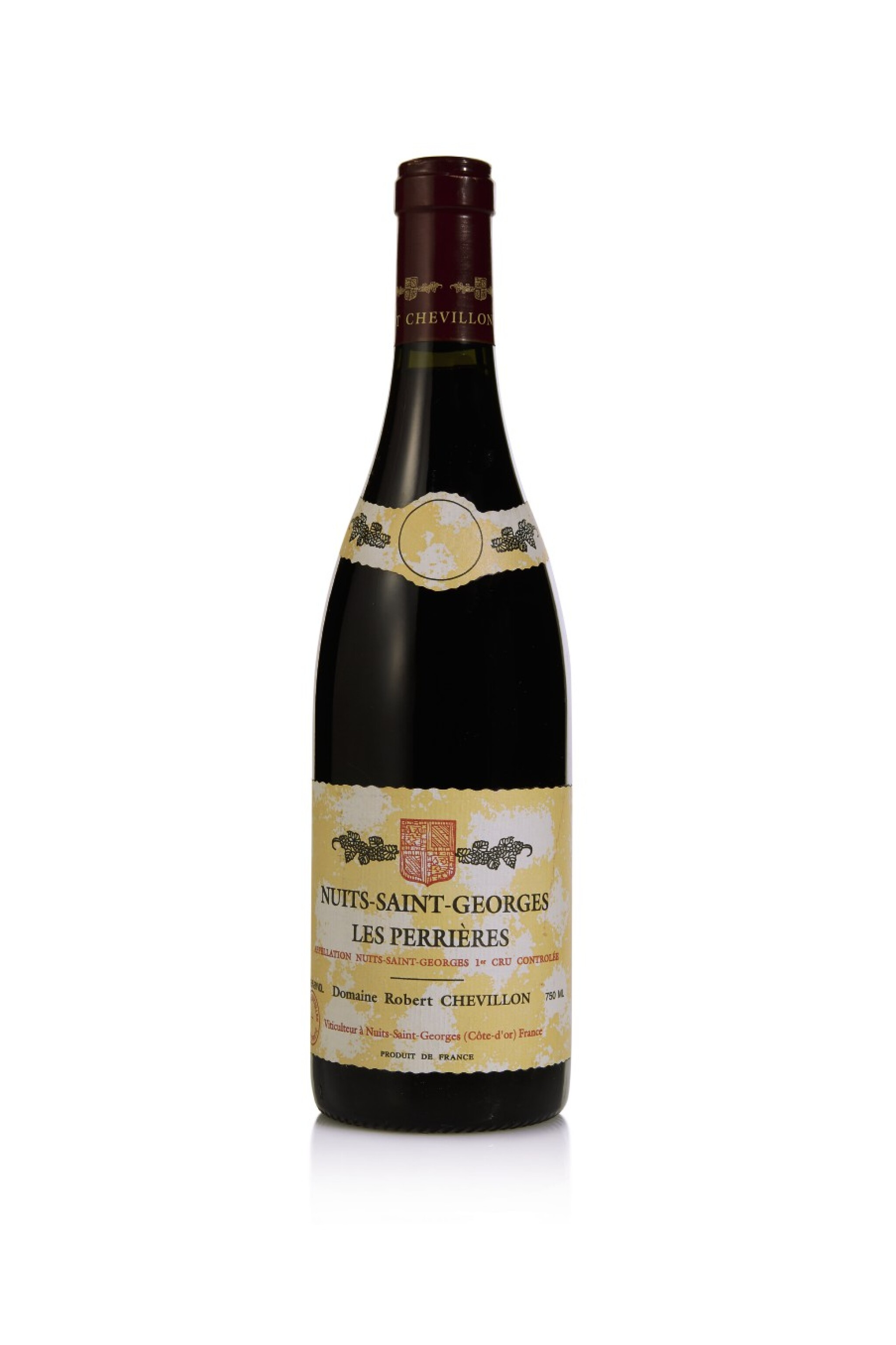 View full screen - View 1 of Lot 177.  Nuits St. Georges, Les Perrières 2005 Robert Chevillon (6 BT).