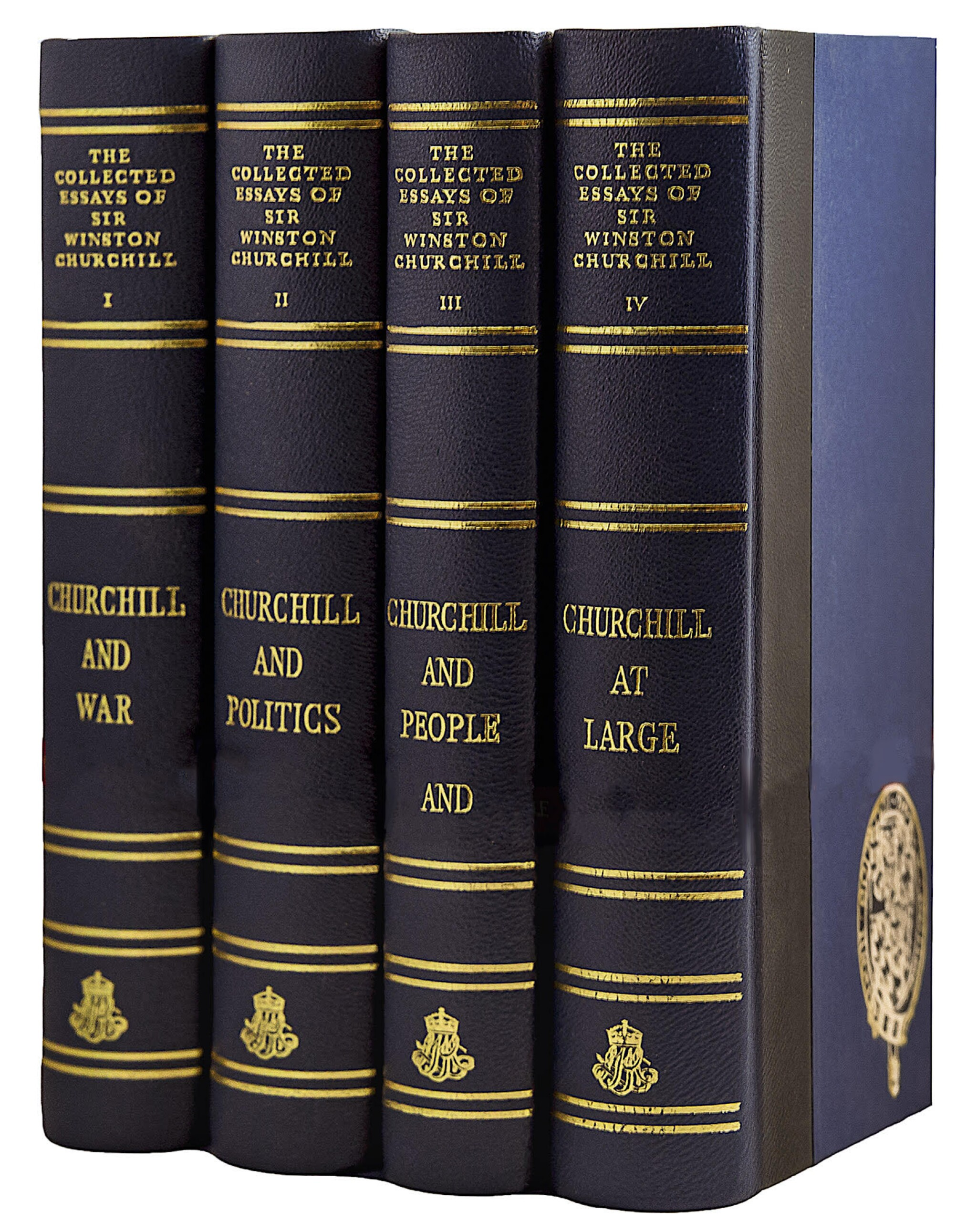 Winston S Churchill The Collected Essay Of Sir London Library Imperial History 1975 In Charge 80th Anniversary2020 Sotheby Essays