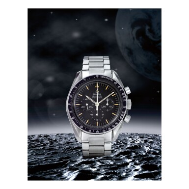 OMEGA |  SPEEDMASTER REF 145.022-69 'PRE-MOON', A STAINLESS STEEL CHRONOGRAPH WRISTWATCH WITH BRACELET, MADE IN 1970