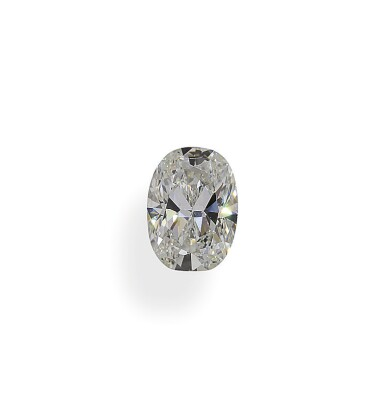 A 1.06 Carat Oval-Shaped Diamond, I Color, VVS1 Clarity