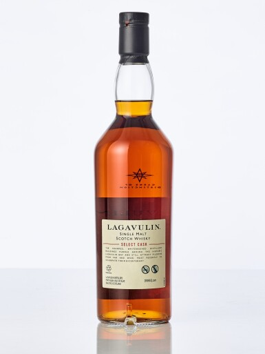 View 2. Thumbnail of Lot 2005. Lagavulin Casks of Distinction 20 Year Old 56.3 abv 1997 (1 BT70).