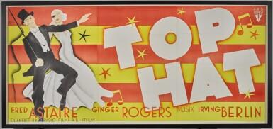 View 2. Thumbnail of Lot 72. Top Hat (1935) Swedish.