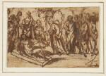 SCHOOL OF THE VENETO, 16TH CENTURY | The Raising of Lazarus