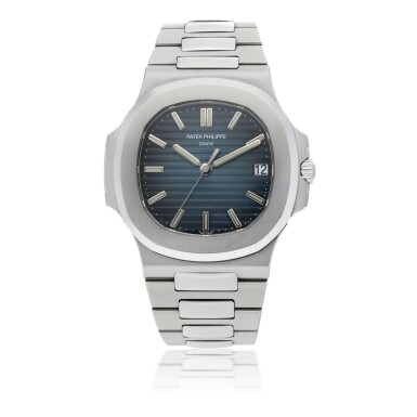 PATEK PHILIPPE | NAUTILUS, REF 5711 STAINLESS STEEL WRISTWATCH WITH DATE AND BRACELET CIRCA 2016
