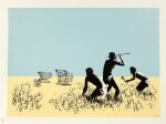 Banksy 班克斯 | Trolleys 手推車