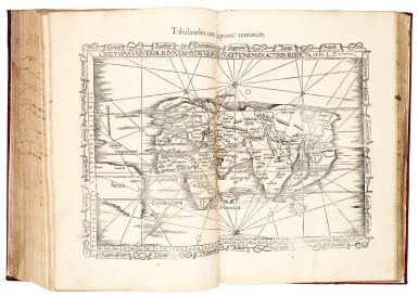 Ptolemaeus | Geographicae enarrationis libri octo, Lyon, 1541