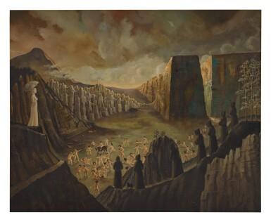 STANISLAO LEPRI   LA STREGA (THE WITCH)