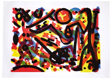 View 7. Thumbnail of Lot 3.  A. R. PENCK | BERLIN SUITE.