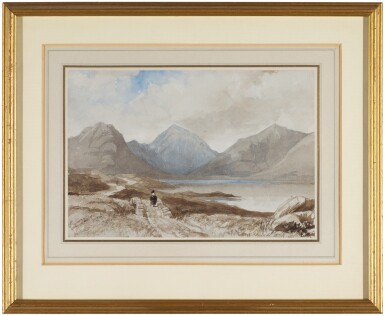 View 2. Thumbnail of Lot 90. Wastwater, Lake District, England.