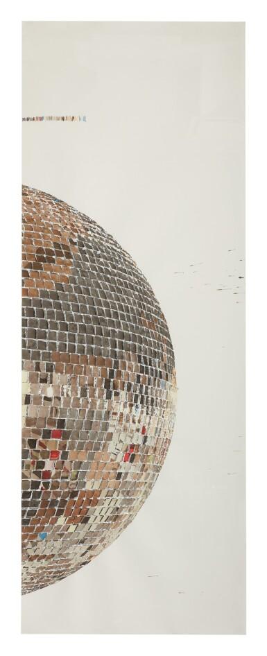 DAVE MULLER | SELF PORTRAIT IN THE STUDIO