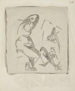 PABLO PICASSO   FEMMES À LEUR TOILETTE (BA. 1037; PICASSO PROJECT L-016)