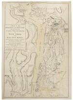 Sauthier, Claude Joseph, and William Faden | A rare Revolutionary War plan of the Battle of White Plains