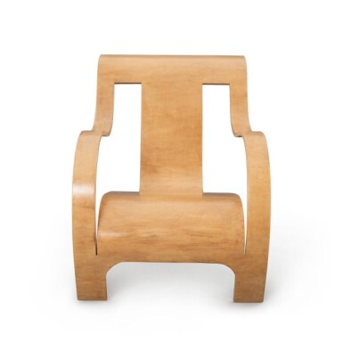 View 2. Thumbnail of Lot 90. Gerald Summers, 1899-1967 | Armchair.