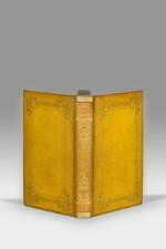 BALZAC. Physionomie du mariage. 1830. Belle reliure de l'époque. [Joint :] Lettre a.s. à Charles Sedillot