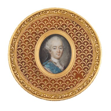View 1. Thumbnail of Lot 137. Portrait of Louis-Philippe-Joseph of Orléans, Duke of Chartres (1747-1793), circa 1775.