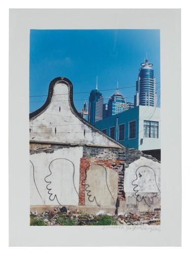 ZHANG DALI | DEMOLITION SERIES (2000/07A)