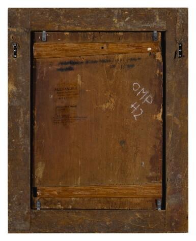 View 3. Thumbnail of Lot 6. SEBASTIANO MARSILI | PORTRAIT OF ALESSANDRA DI VIERI DE' MEDICI (B. 1549) AT AGE 32 WITH HER SON OTTAVIANO (B. 1577), THREE-QUARTER LENGTH.