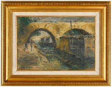 View 2. Thumbnail of Lot 61. Pont Marie, Paris.