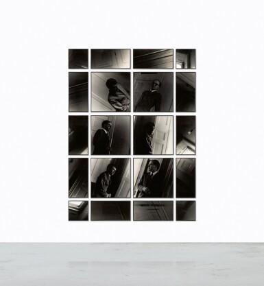 View 2. Thumbnail of Lot 137. Dark Shadow No. 3   《暗影,第3號》.